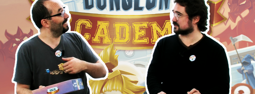 Dungeon Academy, de l'explication !