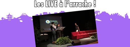 FLIP 2018 : La Remise des Prix, de le LIVE à l'arrache !