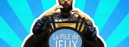 La Pile de Jeux #15 : Théo Rivière