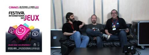 Julien Delval et Monsieur Yann, de l'interview