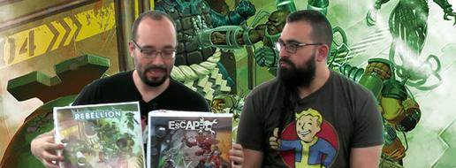 Escape : Rébellion & Révolution, de le papotache !