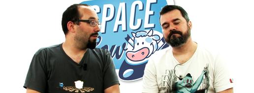 Space Cow : direction Voie Lactée, de la papotache !