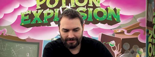 Potion Explosion, la partie