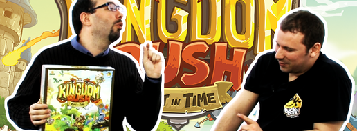 Kingdom Rush : Rift In Time, de la partie !