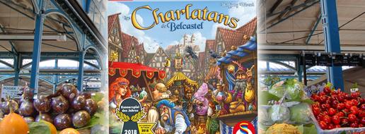 Les Charlatans de Belcastel, de la réujouons !