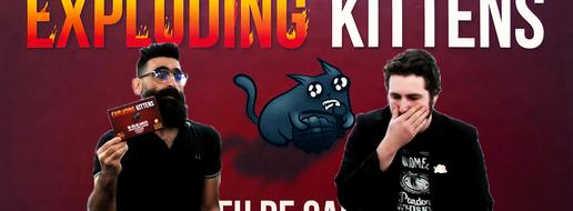 Exploding Kittens, de l'explipartie 3 !