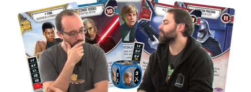Star Wars Destiny, de le papotache !