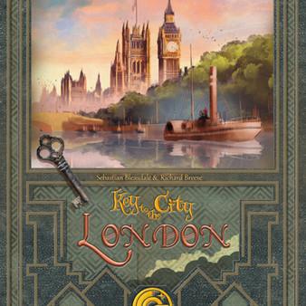 Key to the City - London (Master Print)