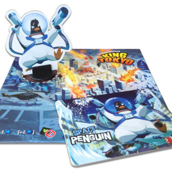 King of Tokyo : Space Penguin