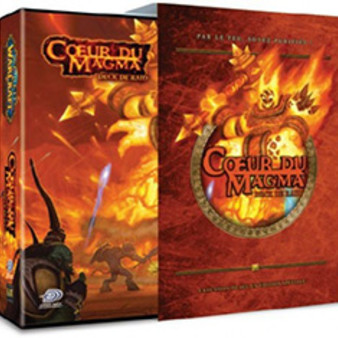 World of Warcraft JCC : Cœur du Magma