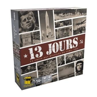 13 jours, la crise des missiles de Cuba, 1962
