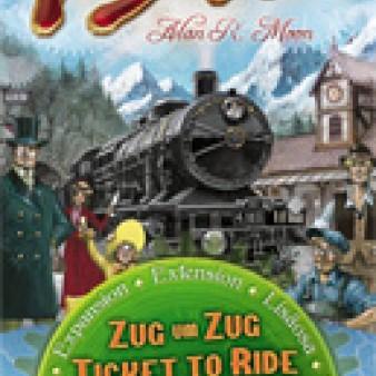 Les Aventuriers du Rail : Europe 1912