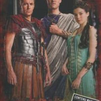 Spartacus : Le Loup et les Serpents