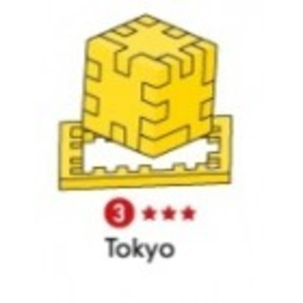 Happy Cube - Niveau 3 - Jaune