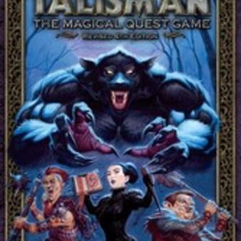 Talisman : Blood Moon
