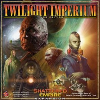 Twilight Imperium : Shattered Empire