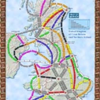 Les Aventuriers du Rail : Extension Royaume-Uni