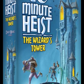 10 mintue heist: the wizard's tower