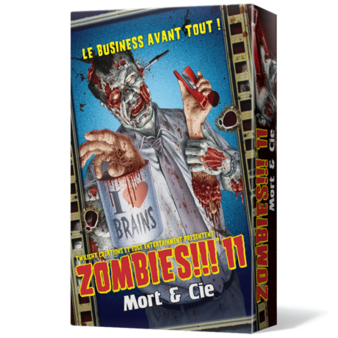 Zombies!!! 11 Mort & Cie