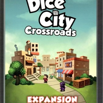 Dice City : Crossroads expansion