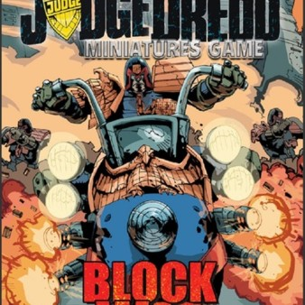 Judge Dredd Miniatures Game: Block War