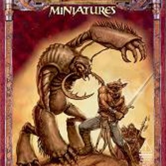 Dungeons & Dragons Miniatures (Entry Pack)