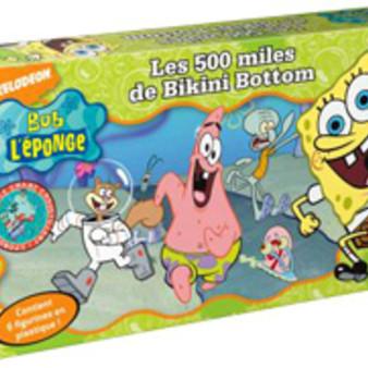 Les 500 miles de Bikini Bottom