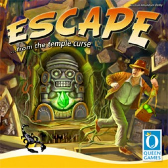 Escape : The Curse of the Temple