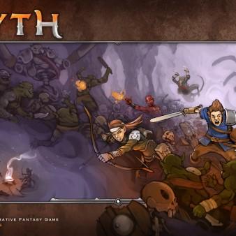 Myth - Version Kickstarter - Pledge Captain