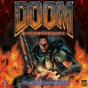 Doom : The Boardgame Expansion Set