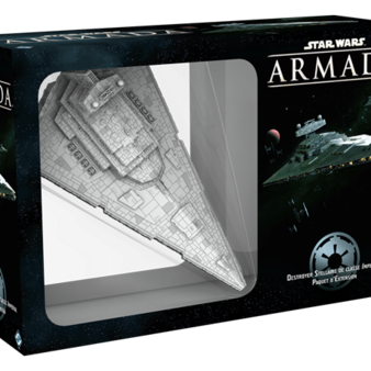 Star Wars: Armada - Extension Destroyer Stellaire Imperial