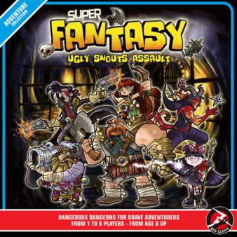 Super Fantasy : Ugly Snouts Assault