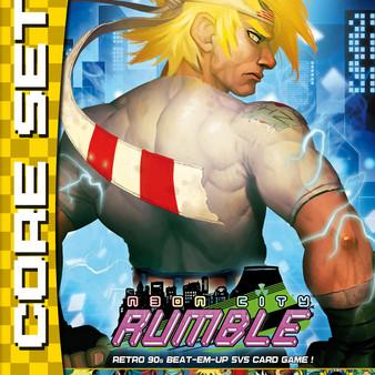 N3ON City Rumble - Core Set