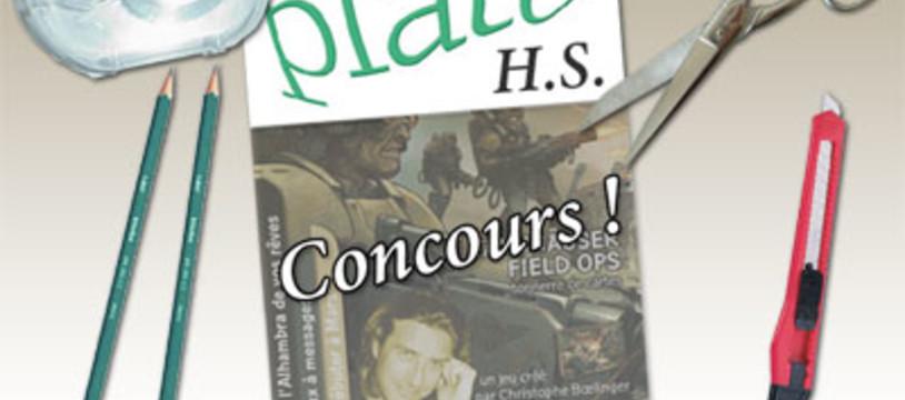 Plato lance un hors série rempli de jeux