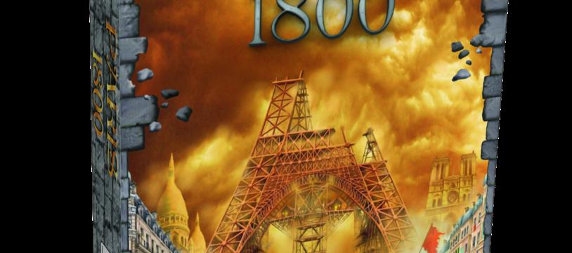 Paris 1800 : un début de vie Romantique !