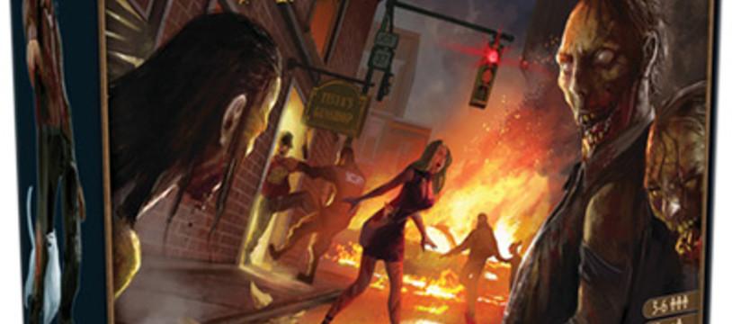 City of Horror : les zombies sont arrivés