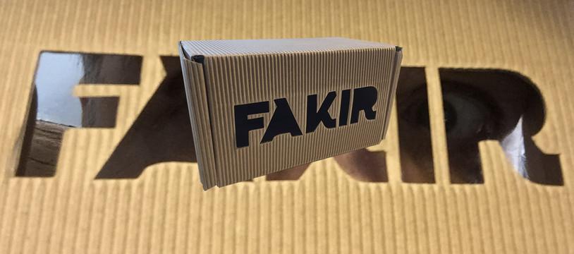 Fakir : Proux fait son trou - Mops approved