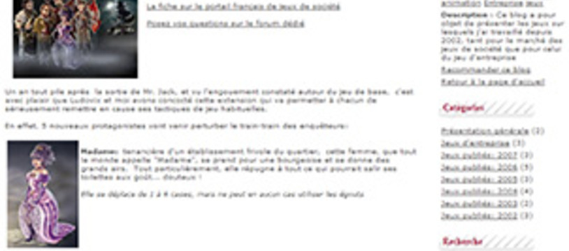 Le Blog de Bruno Cathala