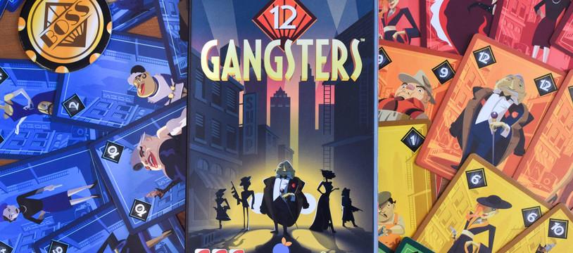 12 Gangsters : Les Oranges Juteuses Sans Pépins