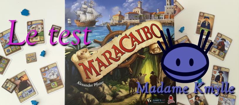 [Maracaibo] : hissez la grand-voile et partez à l'aventure dans les Caraïbes !