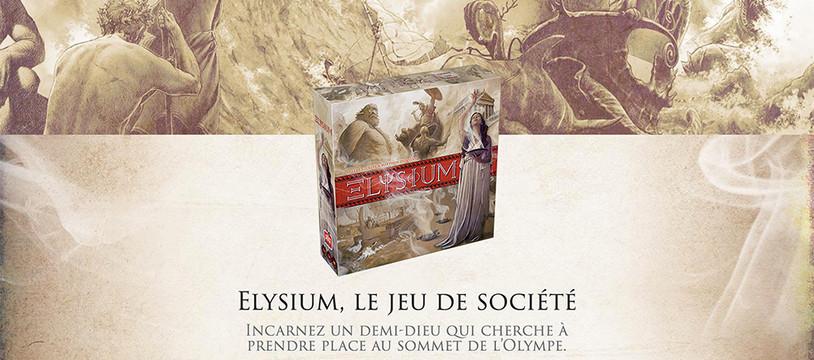 Elysium, le site & The Trailer