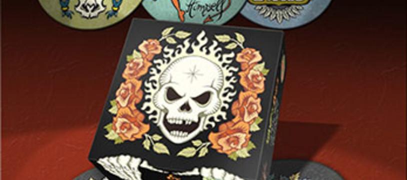 Skull & Roses : De l'essence de jeu sur le bitume