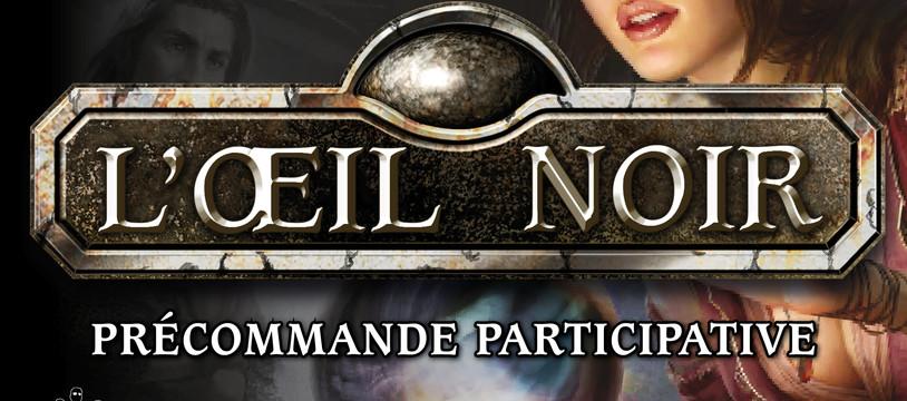 L'ŒIL NOIR de retour en français !