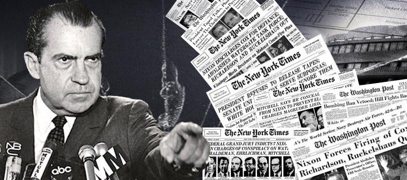 Watergate : la lutte secrète