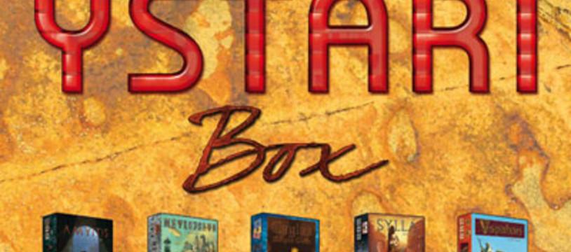 L'Ystari Box est en boutique