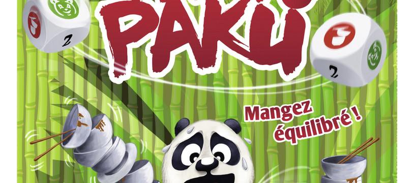 Paku Paku : Le premier jeu de rapidité de Antoine Bauza ! De l'explication et du concours !