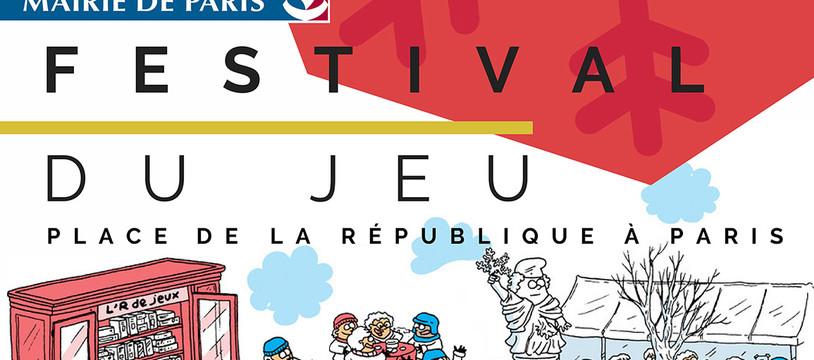 Festival du jeu de la Place de la République