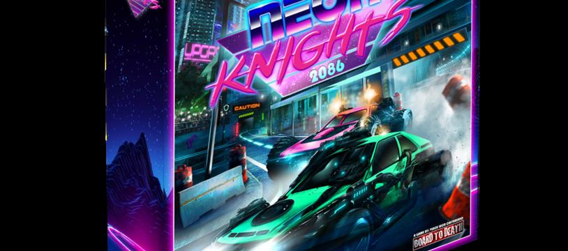 Neon Knights Sur Kickstarter!