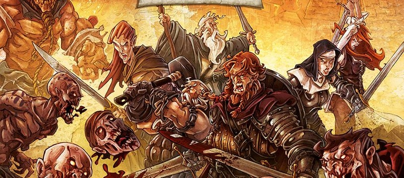 Zombicide-Black Plague : non, ze n'est bas une plague !