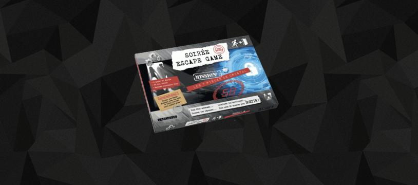 Soirée Escape Game :les 7 pièces de Cristal.